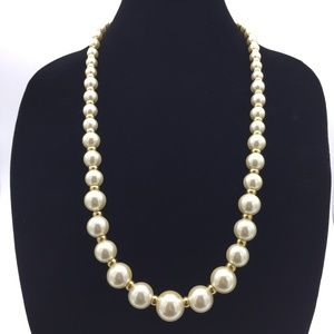 Napier Graduated Pearl Necklace